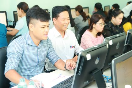 Training Workshop on ICT Applications in Teaching and Academic Management