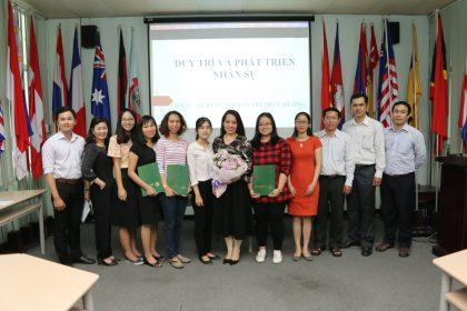 Training Workshop on Human Resource Management