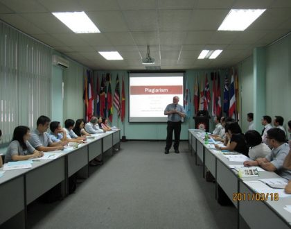 Roundtable on Plagiarism, March 18, 2011