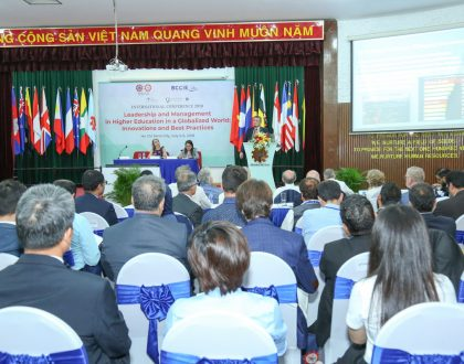"International Conference on ""Leadership and Management in Higher Education in a Globalized World: Innovations and Best Practices"""