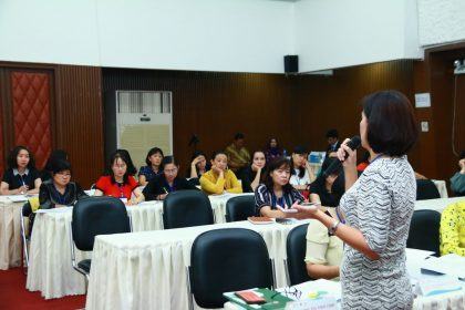 "National Orientation Workshop on ""ECCE Teacher Competency Framework in Southeast Asia"""