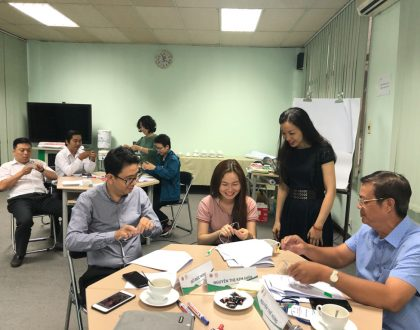 "Training Course on ""Soft-skills Teaching – Module 2"""
