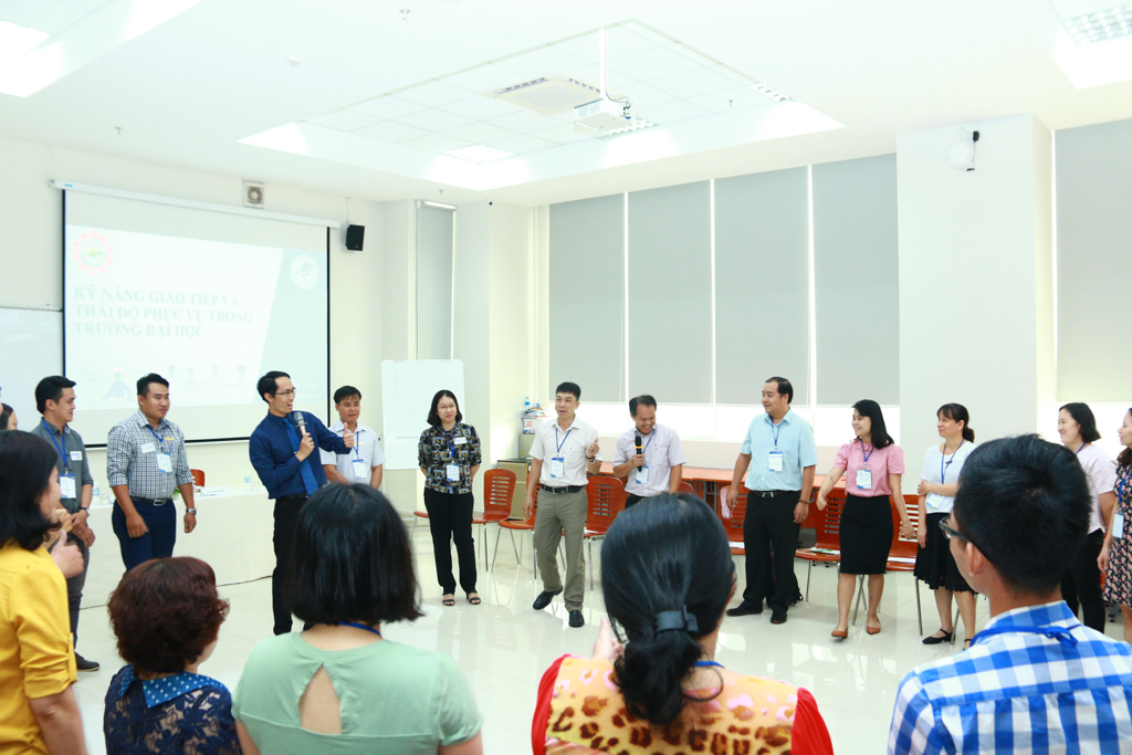 """Training Course on """"Effective Communication and Professional Services"""""""