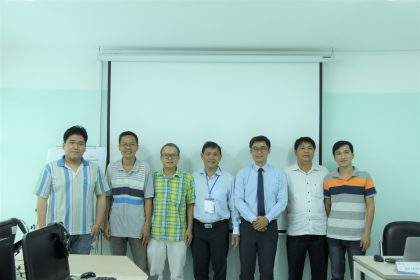 """Training course on """"Information Communication Technologies (ICT) Applications in Creating Dynamic Lecture Presentations"""""""