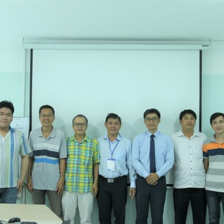 "Training course on ""Information Communication Technologies (ICT) Applications in Creating Dynamic Lecture Presentations"""