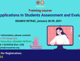 "Training course on ""ICT Applications in Students Assessment and Evaluation"""