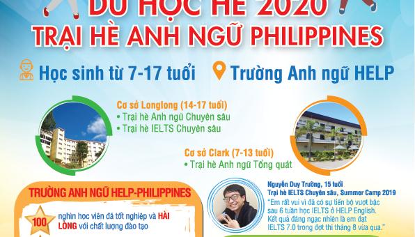 Chương trình Du học Hè Philippines 2020