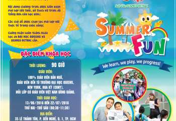 Summer fun flyer 1